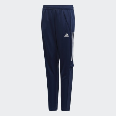 Kids Training Blue Condivo 20 Training Tracksuit Bottoms