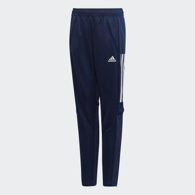 Pantalon d'entraînement Condivo 20 Bleu Enfants Training