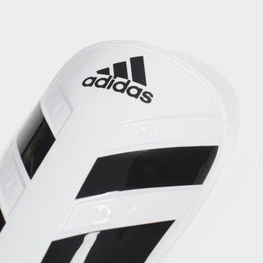 Espinilleras Everlesto Blanco Hombre Fútbol