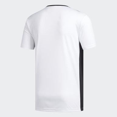 Camisa Entrada18 Branco Homem Futebol