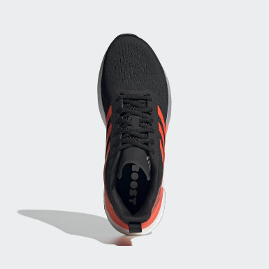 Men's Running Black Response Super Shoes