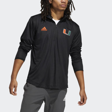 Men's Athletics Multicolor Hurricanes Under the Lights Knit Sweatshirt