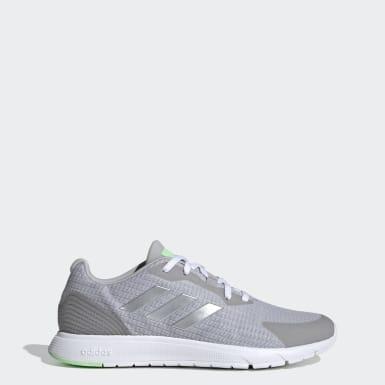 Sapatos Sooraj Cinzento Mulher Running