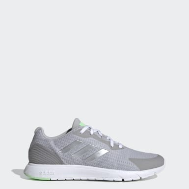 Women Running Grey Sooraj Shoes