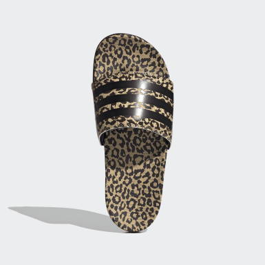 Women Swimming Beige Adilette Comfort Sandals
