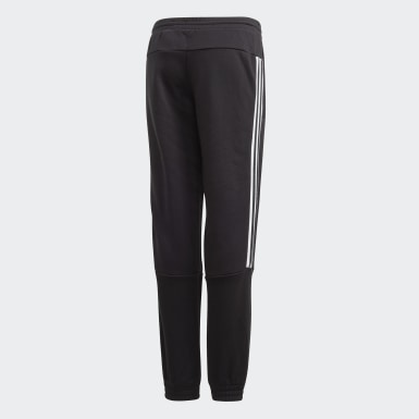 Boys Lifestyle Black adidas Athletics Club French Terry Pants