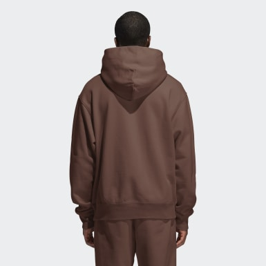 Originals Brun Pharrell Williams Basics hoodie