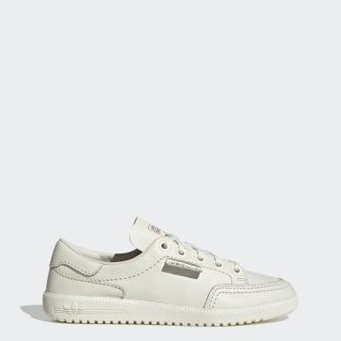 Kvinder Originals Beige Garwen sko