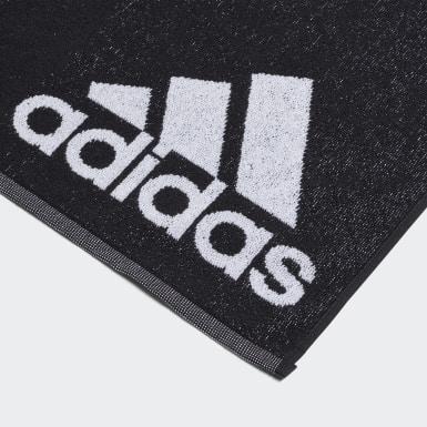 Yüzme Siyah adidas Havlu S