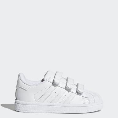 Bebek Originals White Superstar Ayakkabı