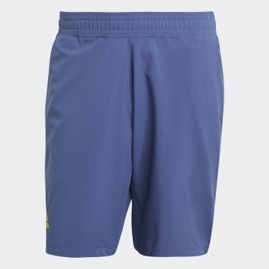 Mænd Tennis Blå Tennis Ergo Primeblue shorts, 23 cm