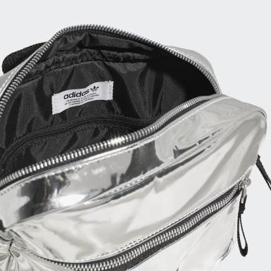 ผู้หญิง Originals สีเงิน กระเป๋าสะพายข้างขนาดเล็ก