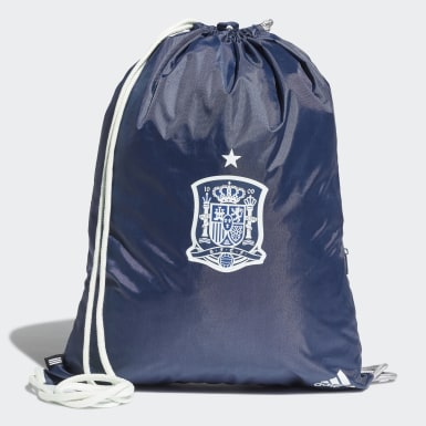 Football Blue Spain Gym Sack