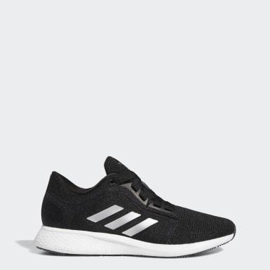 ผู้หญิง วิ่ง สีดำ รองเท้า Edge Lux 4