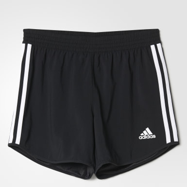 Shorts Largos Training Gear Up Woven Negro Niña Training