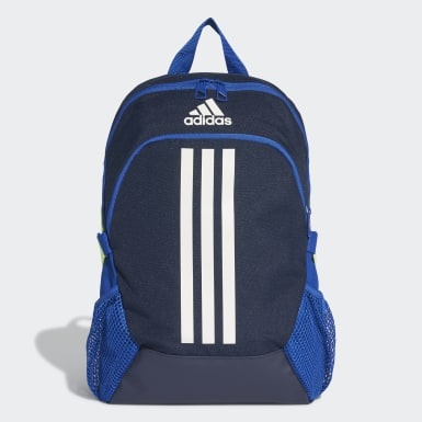 Kids Running Blue Power 5 Backpack Small