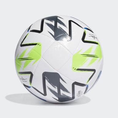 Ballon d'entraînement MLS Nativo XXV blanc Hommes Soccer