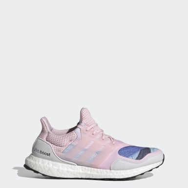 Dam Löpning Rosa Ultraboost S&L DNA Shoes