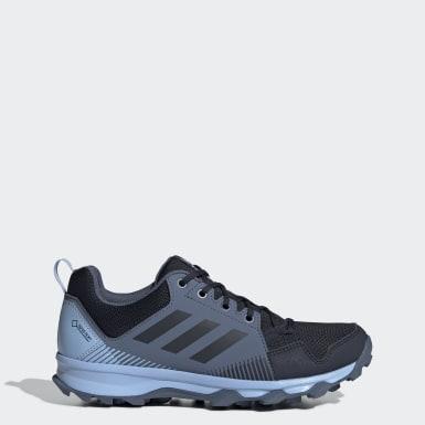 Sapatos TERREX Tracerocker GTX Azul Mulher TERREX