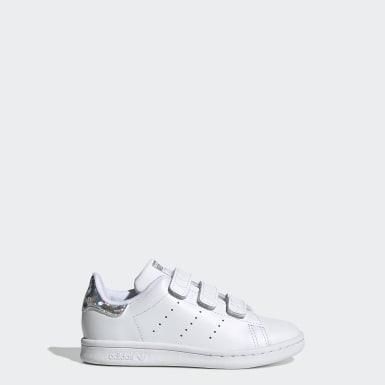 Çocuklar Originals White Stan Smith Ayakkabı