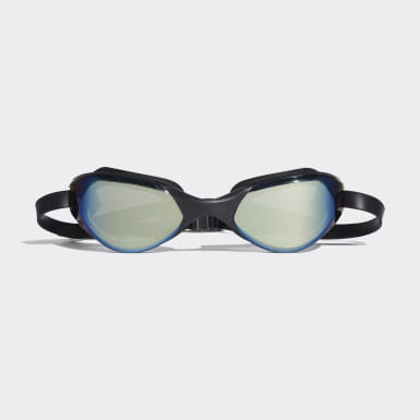 Swimming Black persistar comfort mirrored swim goggle