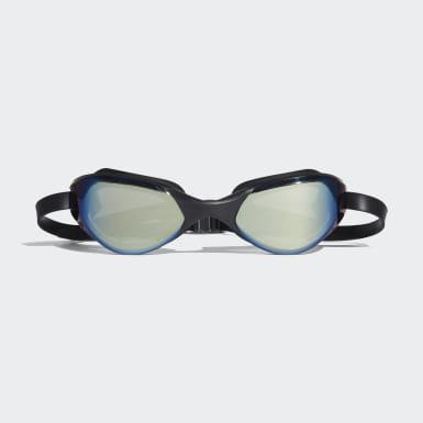 Zwemmen Zwart Persistar Comfort Spiegelende Duikbril