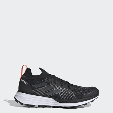 Men TERREX Black Terrex Two Parley Trail Running Shoes