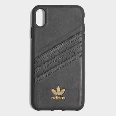 Funda de iPhone XS Max Puprem Molded Negro Originals