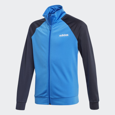 синий Спортивный костюм Entry