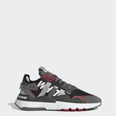 White Mountaineering Nite Jogger Shoes