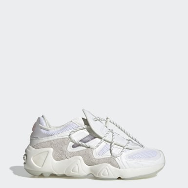 Men's Originals White Salvapor 032c Shoes