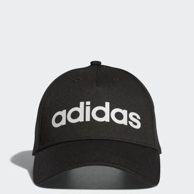 เทรนนิง สีดำ หมวแก๊ป Daily