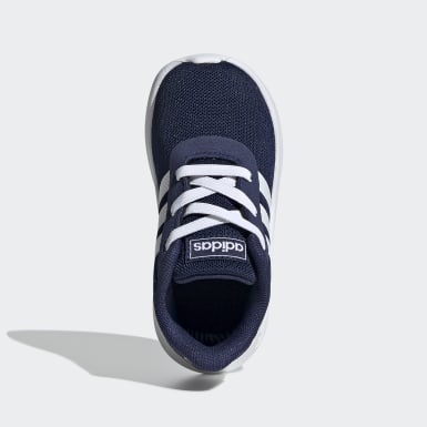 Tênis Lite Racer 2.0 Azul Kids Essentials