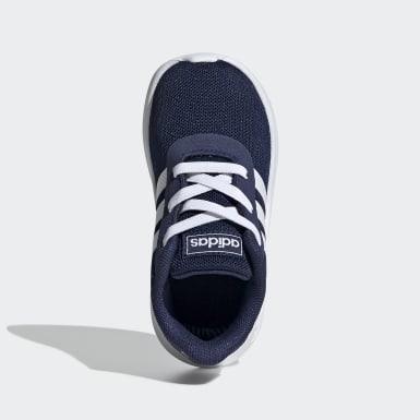 Zapatillas Lite Racer 2.0 Azul Niño Essentials