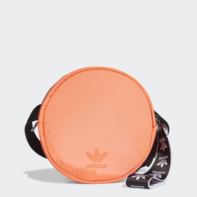 Women Originals Orange Round Waist Bag