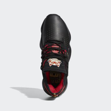 Zapatillas de básquet Harden Vol. 4 Negro Hombre Basketball