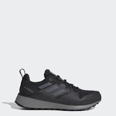 Erkek TERREX Siyah Terrex Folgian Hiker Yürüyüş Ayakkabısı