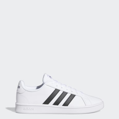 Sport Inspired สีขาว รองเท้า Grand Court Base