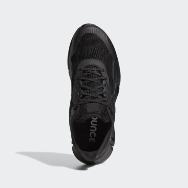 Men Running Black Edge XT Shoes
