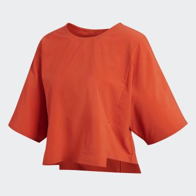 Koszulka Icon Pomarańczowy