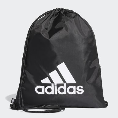 Football Black Tiro Gym Bag