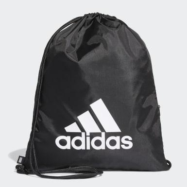 Fodbold Sort Tiro gymnastikpose
