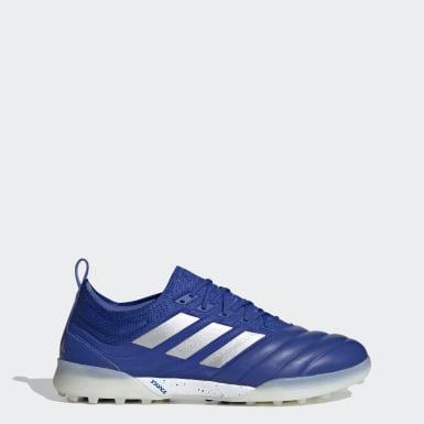Chaussure Copa 20.1 Turf Bleu Football