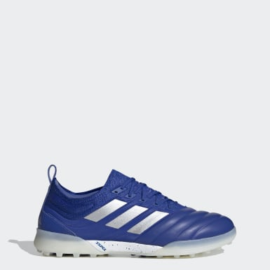 Zapatos de Fútbol Copa 20.1 Pasto Sintético Azul Hombre Fútbol