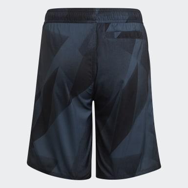 Chlapci Plávanie modrá Plavecké šortky Boys Graphic