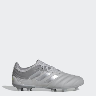 Men Football Grey Copa 20.3 Firm Ground Boots