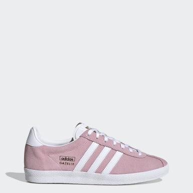 Sapatos Gazelle OG Rosa Mulher Originals