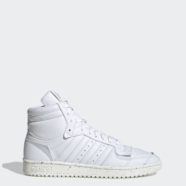 Originals White Top Ten Shoes