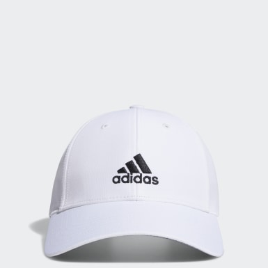 Boys Golf White Performance Cap