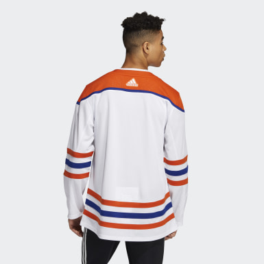 Maillot Oilers d'Edmonton Adizero Reverse Retro® Authentic Pro Hockey